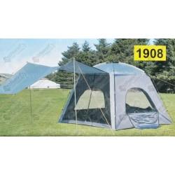 Cort turistic camping,210x230x160 cm LANYU 1908 plasa antiinsecte