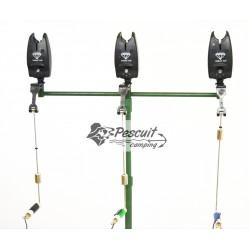 Rod Pod 3 Posturi Ultra Solid Full Echipat Cu Avertizori Si Swingheri